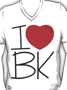 Bone Kandi - I Love BK T-Shirt