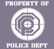 OCP Police Department Kids Tee