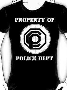 OCP Police Department T-Shirt