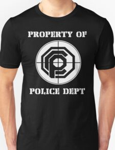 OCP Police Department T-Shirt