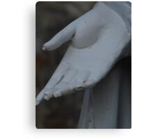 Mother Mary Take My Hand Canvas Print