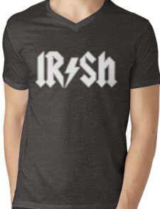 Irish ACDC Mens V-Neck T-Shirt