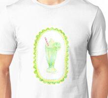 Lovely Lime Milkshake Unisex T-Shirt