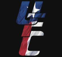 UFC Texas Flag by DarkLord1st