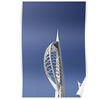 Spinnaker Tower Poster