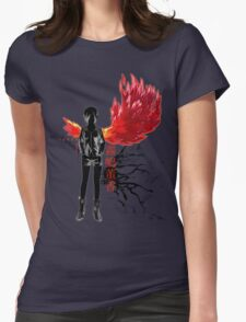 Tokyo Ghoul - Touka Womens Fitted T-Shirt