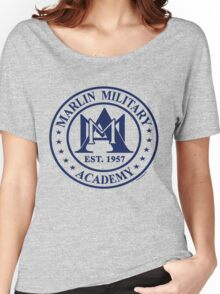 Marlin Military Academy Women's Relaxed Fit T-Shirt