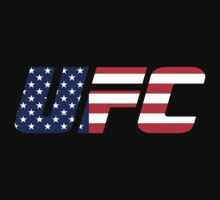 UFC USA Flag by DarkLord1st