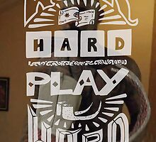 Play Hard  by youngbossteam