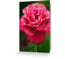 Back in Bloom Watercolor Greeting Card