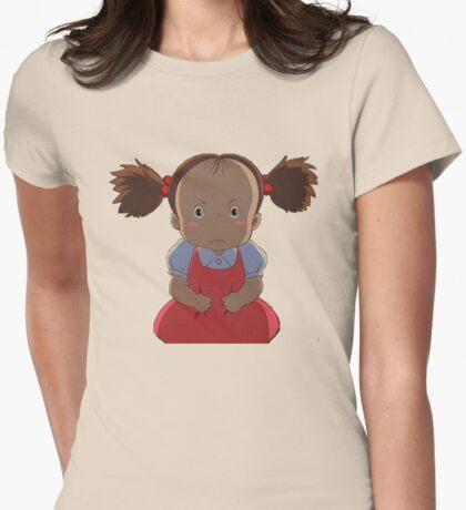 My Neighbor Totoro - Mei Womens Fitted T-Shirt