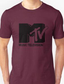 Black MTV T-Shirt
