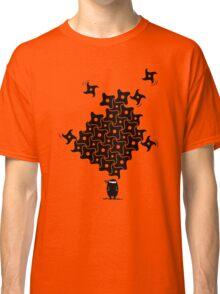 Ninja Tesselations Classic T-Shirt
