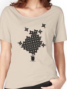 Ninja Tesselations Women's Relaxed Fit T-Shirt