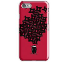 Ninja Tesselations iPhone Case/Skin