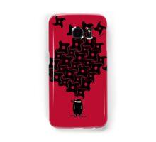 Ninja Tesselations Samsung Galaxy Case/Skin
