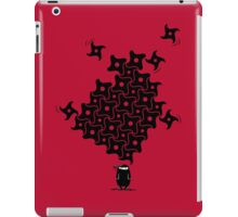 Ninja Tesselations iPad Case/Skin