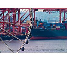 Seattle Seaport Photographic Print