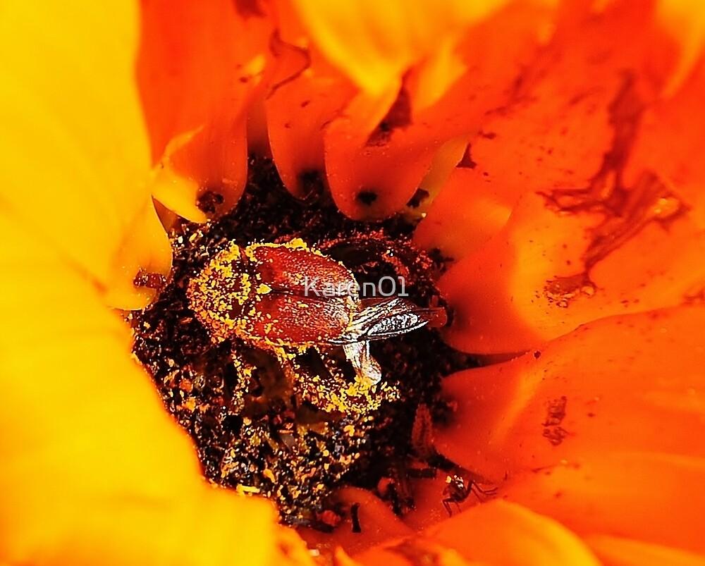 Pollen party by Karen01