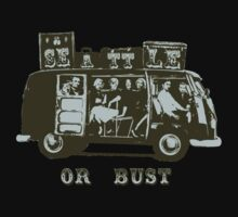 Seattle Or Bust! Kids Clothes