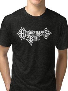 MTV Headbangers Ball Tri-blend T-Shirt