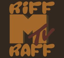 Riff Raff MTV Rapper by GreenMoon