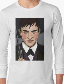 Oswald Cobblepot Long Sleeve T-Shirt