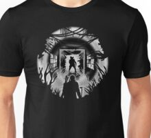 Bloater encounter Black & White Unisex T-Shirt