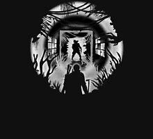 Bloater encounter Black & White Unisex T-Shirt