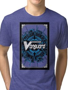 Cardfight-Vanguard Tri-blend T-Shirt