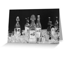 Palinka  Greeting Card