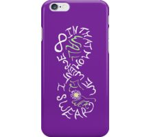 Perks of Being a Wallflower - Violet iPhone Case/Skin