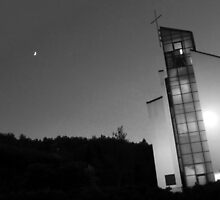 Moony church by amafev