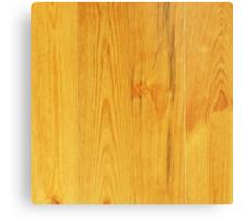 Wood plank Canvas Print