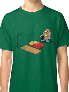 Toy Story Mr Potato Head Burying his dead Classic T-Shirt