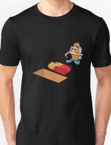 Toy Story Mr Potato Head Burying his dead T-Shirt