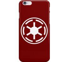 Galactic Republic - White Small iPhone Case/Skin