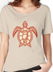 Kap Turtle Women's Relaxed Fit T-Shirt