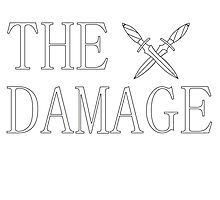 Damage by Sean Verhaagen