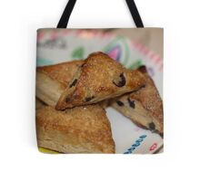 Blueberry Scones by Chef Jami Cakes Tote Bag