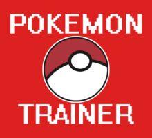 Pokemon Trainer 2 Kids Clothes