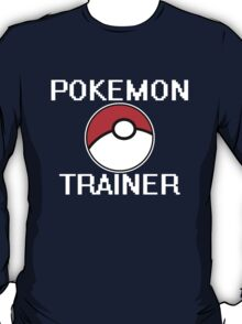 Pokemon Trainer 2 T-Shirt