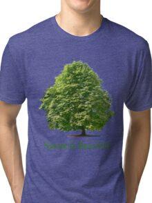 Nature Is Beautiful T-Shirt Tri-blend T-Shirt