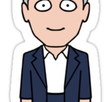 Greg Lestrade sticker Sticker