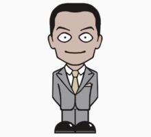 Jim Moriarty sticker by redscharlach