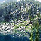 Turquoise Lake by etall