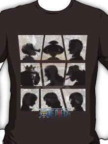 many pieces T-Shirt