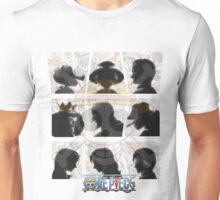 many pieces Unisex T-Shirt