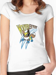 WolverEevee Women's Fitted Scoop T-Shirt