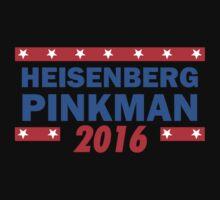 Heisenberg Pinkman 2016 by KDGrafx